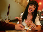 Sadie West - Teen Sadie West gets tied up and fucked up!