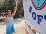 Tiffany Taylor - Hot young slut Tiffany fucks the ice cream truck driver!