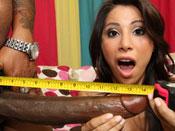 Alexa Nicole - Bubbly nympho can´t get enough huge black cock!