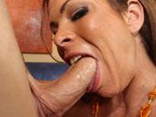 Hunter Bryce - Hunter loves swallowing cock!