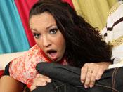 Kandy Kash - Kandy Kash love big black mega cock in her pussy!