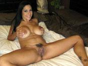 Raylene - Raylene gets fucked on homemade sex tapes!