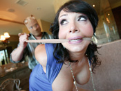 Vannah Sterling - MILF Vannah gets tied up, fucked and humiliated!