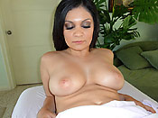Nadia Nash - She got more from this massage than she expected