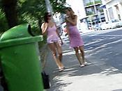 Blonde Lesbians Get Sharked - Blonde Lesbians Get Sharked