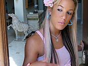 Kara Novack - Horny babe gets more than a simple massage