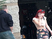 Sasha gets so wet - Sasha gets so wet
