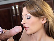 Alison - Horny cheating ex forgot about this sex tape