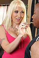 Alana Evans Pictures in Serving Up Finger Food