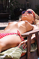 Tanner Mayes Pictures in Poolside Slut
