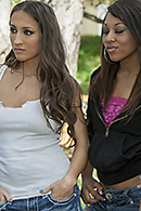 Asa Akira, Lizz Tayler, Leilani Leeane Sex Video in Death Proof: A XXX Parody