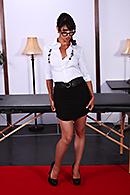 Dana Vespoli Sex Video in Giving Back