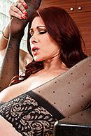 Tiffany Mynx Sex Video in MILF Huntress