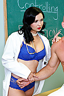 Allison Star, Angell Summers Sex Video in Inside Nutley´s Asylum: Part Two