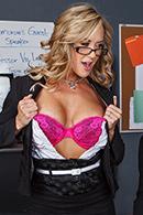 Brandi Love Sex Video in Grab ´Em Education
