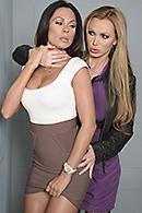 Nikki Benz, Kirsten Price Sex Video in Can You Get Me Off?