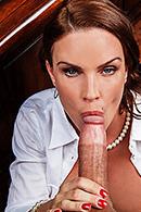 Diamond Foxxx Sex Video in The Sex-stitute