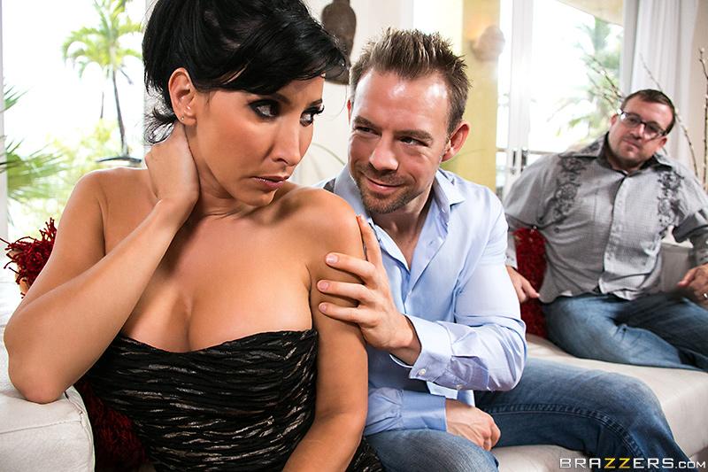 image Husband watching wife gangbanged by bad boys