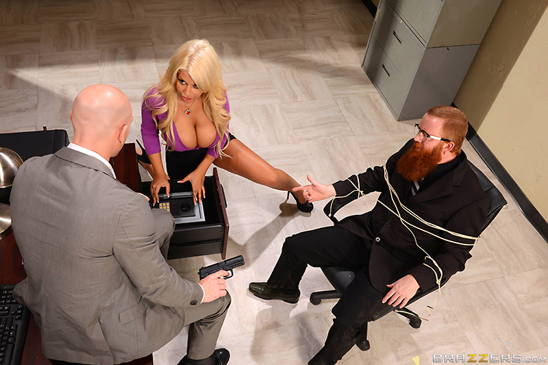 bridgette b pictures in titty heist i this is a hold up spicy porn