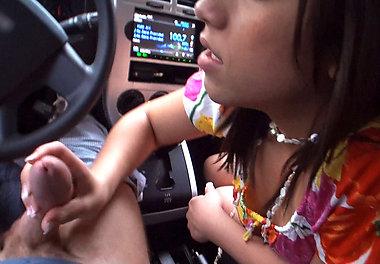 Gabby Vega in Parking Lot Porn - Mofosnetwork.com