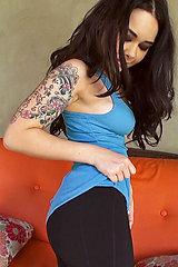 Kira Sinn in Little Asian Ass Spreader - Mofosnetwork.com