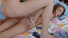 Nasty teen anal sex
