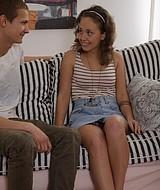 Sexy teenage cutie enjoys hot sex
