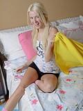 Hot blonde teen hardcore