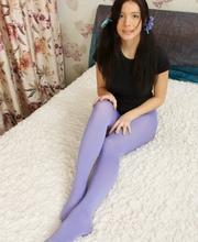 Stunning teenage in pantyhose drilled hard