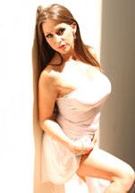 Rachel Roxxx shows off her awesome body